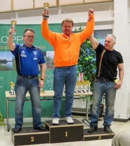 Juha Koivistolle kultaa maksimi voimapunnerruksen SM-kisassa