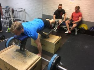 Barbell Challenge Light – Otahalli la 14.10.2017